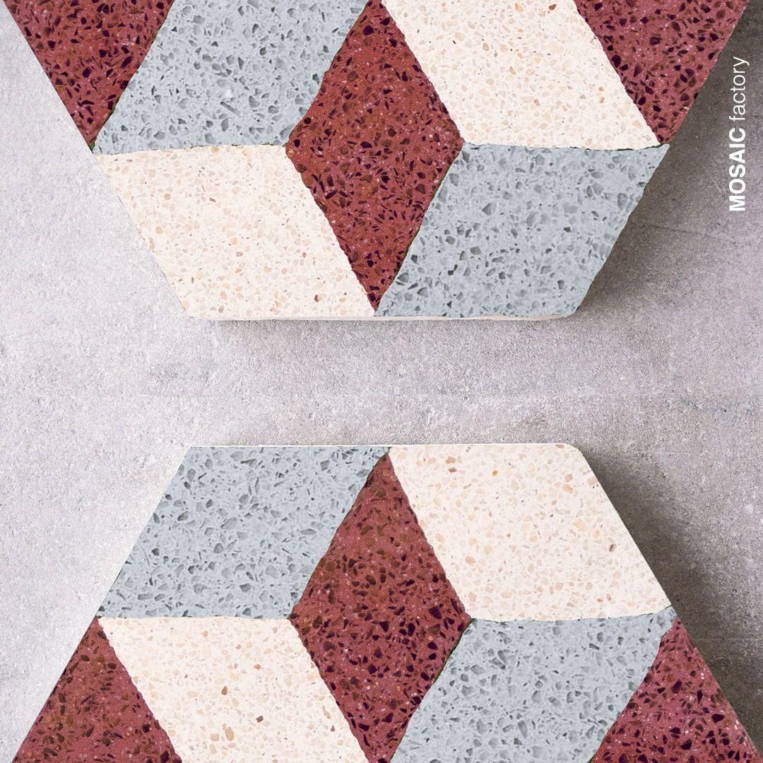 Geometric Terrazzo Tiles Patterns to Design Your Floor